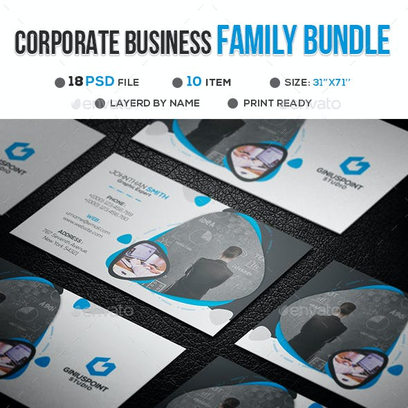 Corporate Family Pack Vol: 02