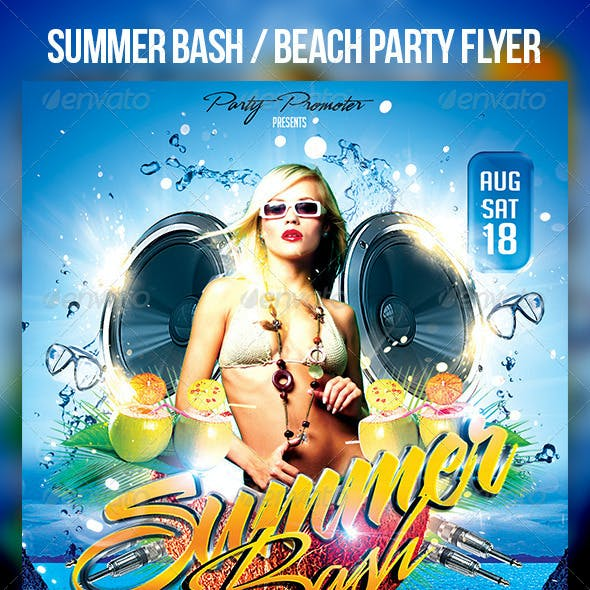 Summer or Beach Party