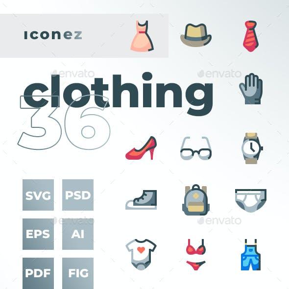 Iconez - Clothes & Accessories