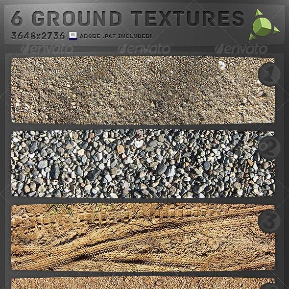 6 Ground Textures