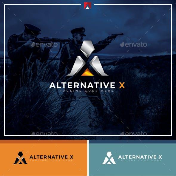 Alternative - X Logo