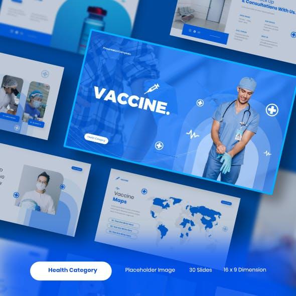 Vaccine - Health Presentation Template