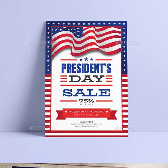 President's Day Template