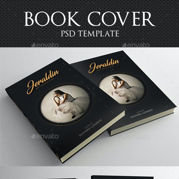 Book Cover Template 82