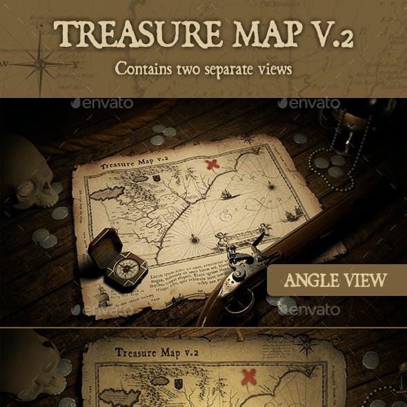 Treasure Map v2