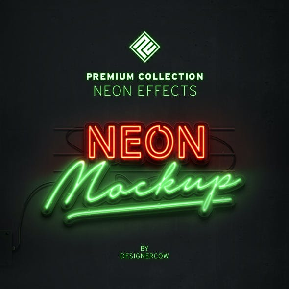 Neon Sign Effect - Premium Collection