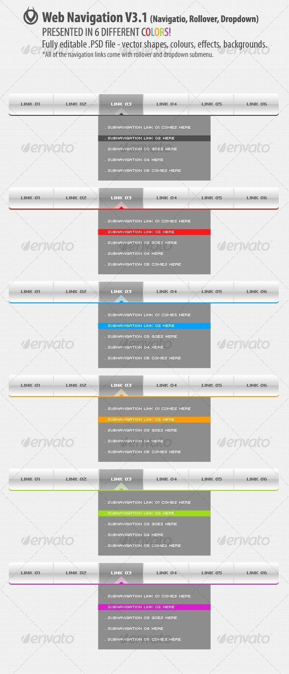 Web Navigation v3.1 by VO - Web Elements