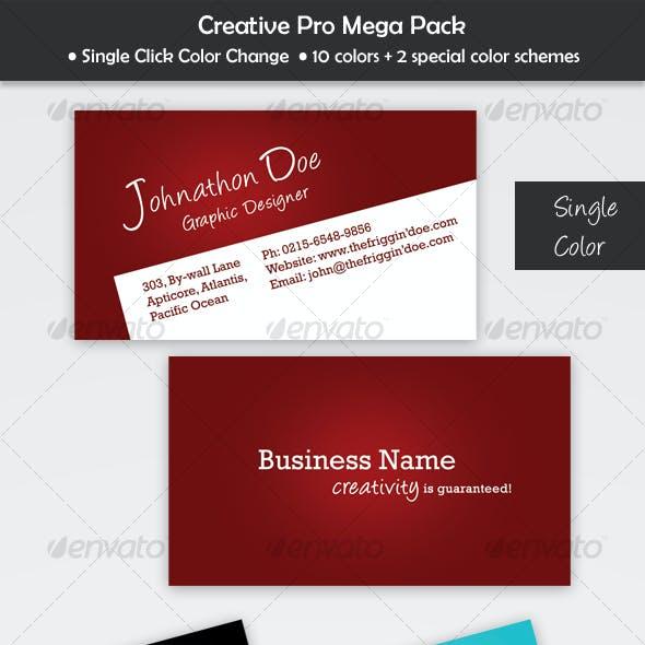 Creative Pro Mega Pack