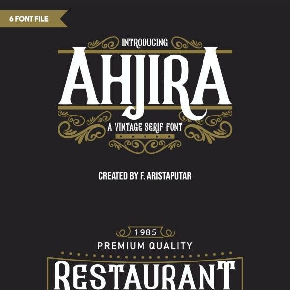 Ahjira