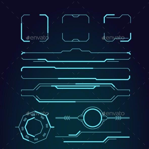 HUD UI Elements