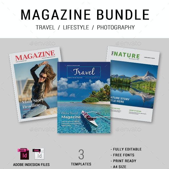 Travel Magazine Bundle