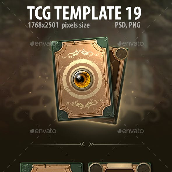 TCG Template 19