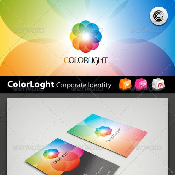 Color Light Corporate Identity