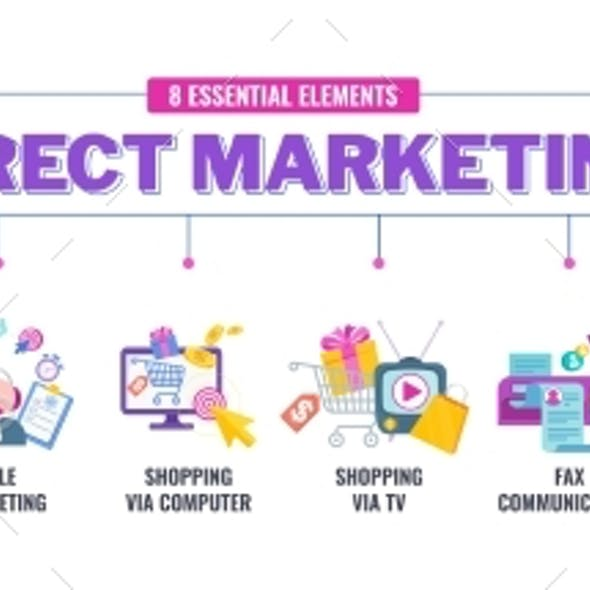 8 Essential Elements of Direct Marketing