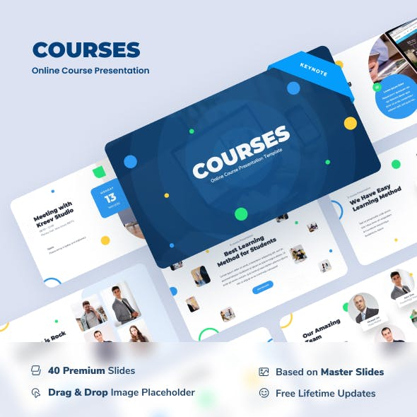 Courses - Education Keynote Presentation