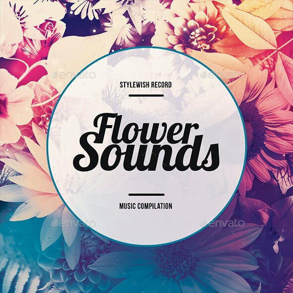 Flower Sounds CD Cover Artwork