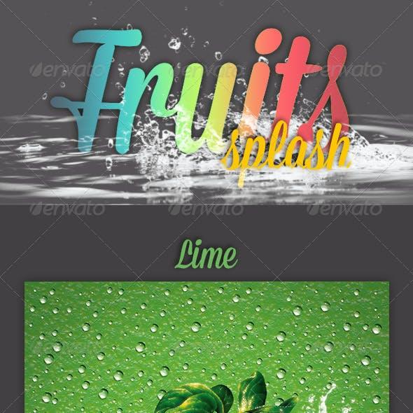 Lime Photo Manipulation
