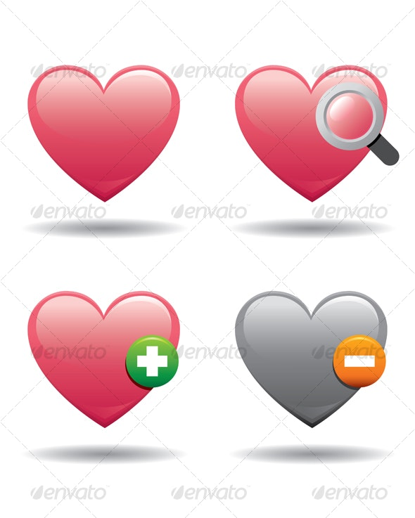 Find Love - Web Icons