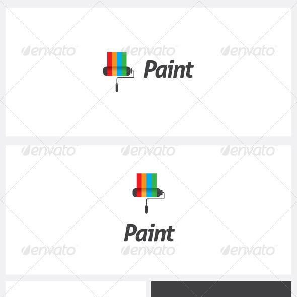 Paint Logo Template
