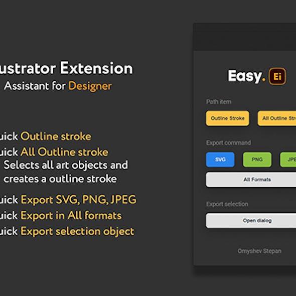 Easy illustrator Tool