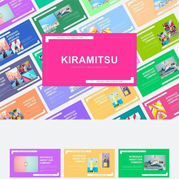 Kiramitsu   Keynote Template