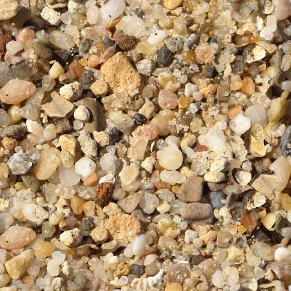 Seamless Quartz Sand
