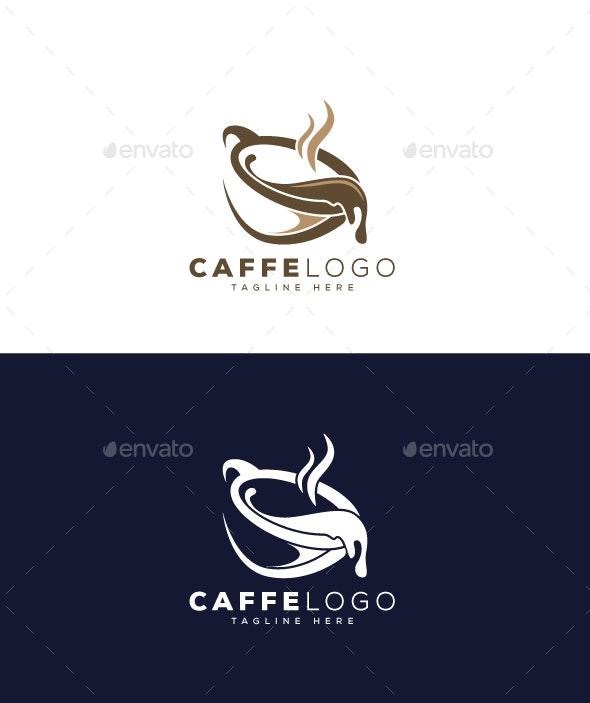 Caffe Logo - Food Logo Templates