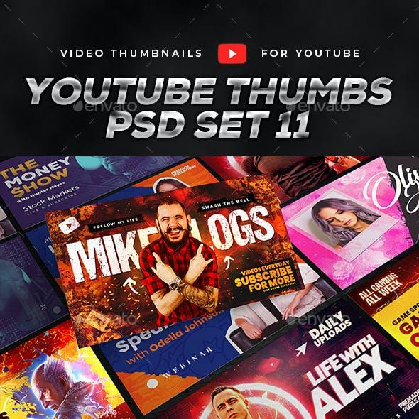 Epic Youtube Thumbnails Set 11