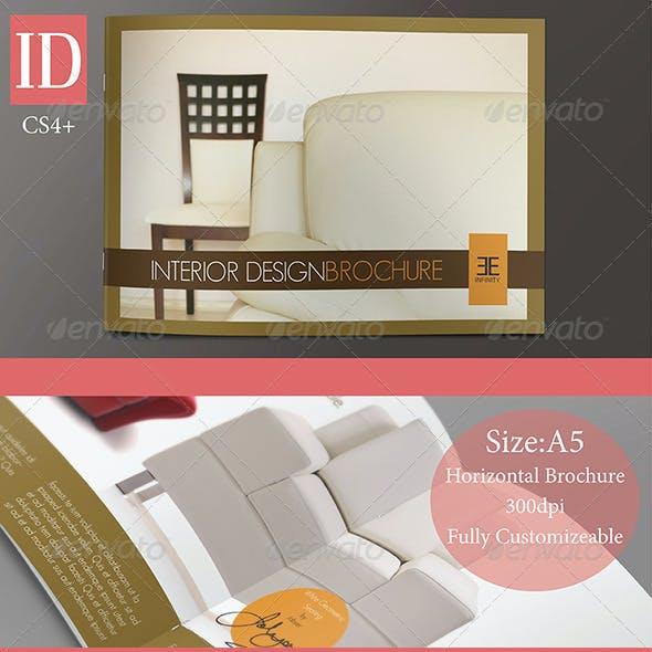 Modern Home Interior Design Brochure/Catalog