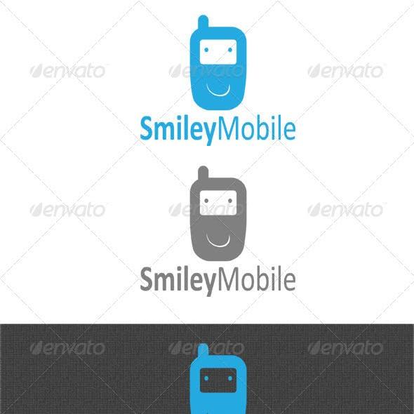 Smiley Mobile Logo