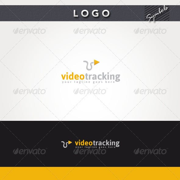Video Tracking Logo