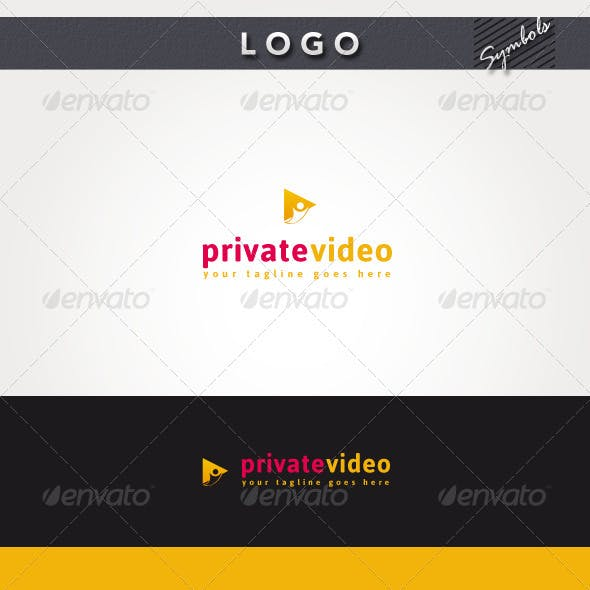Private Video Logo