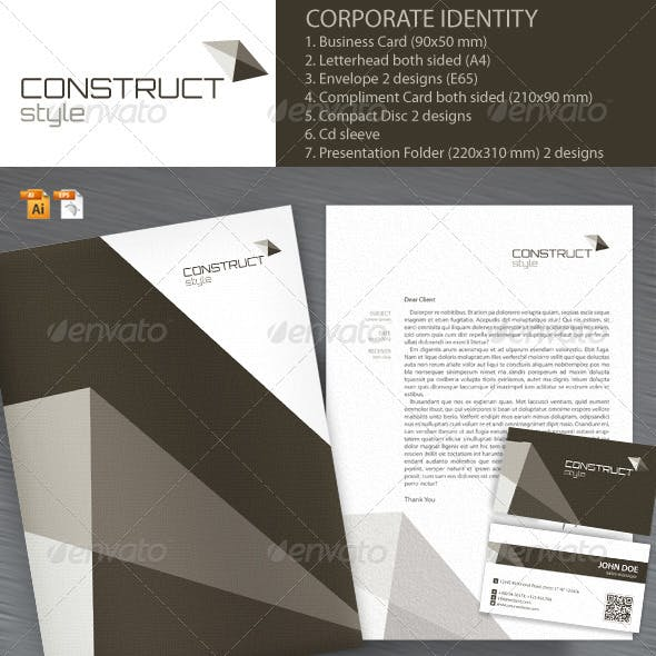 Construct Style Corporate Identity