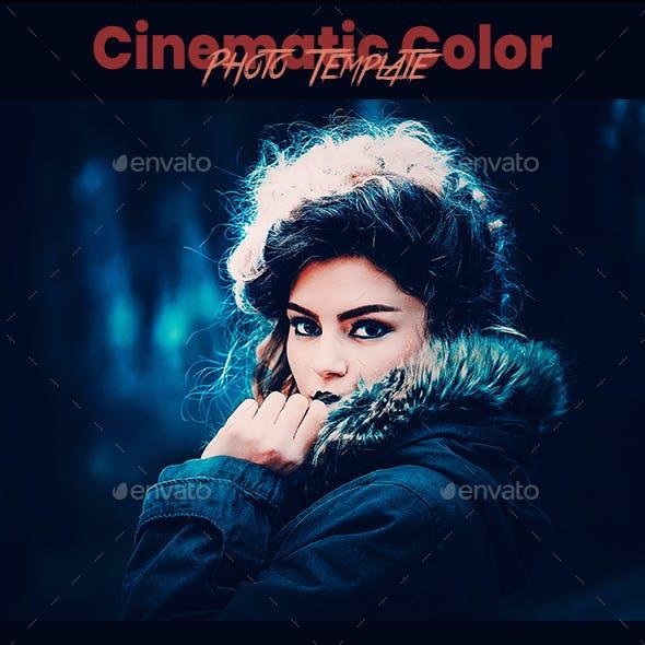 Cinematic Photo Template