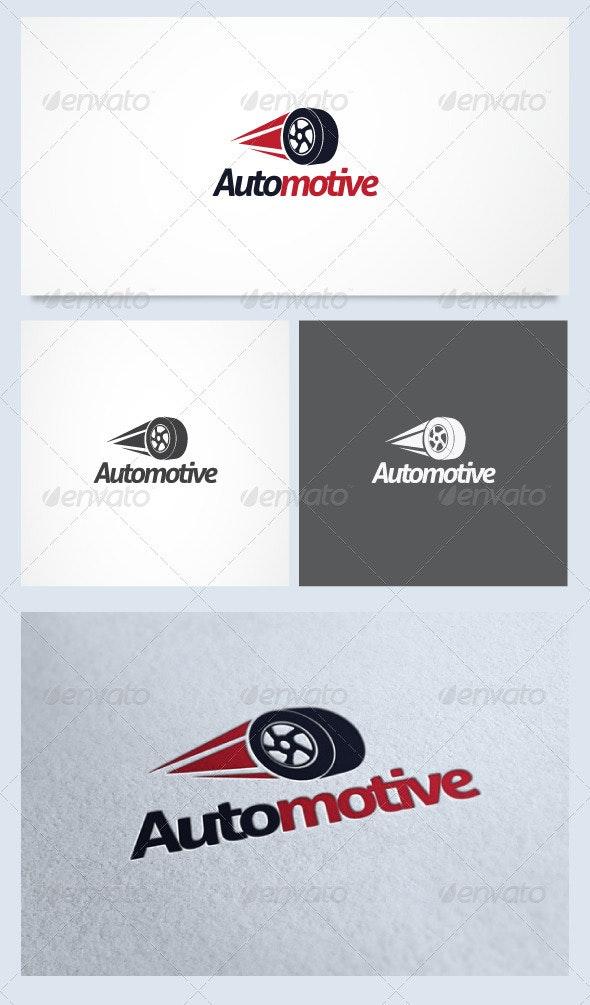 Automotive Logo Template - Objects Logo Templates