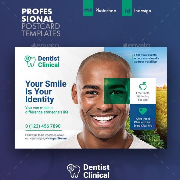 Dental Postcard Templates