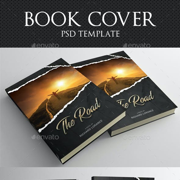 Book Cover Template 83