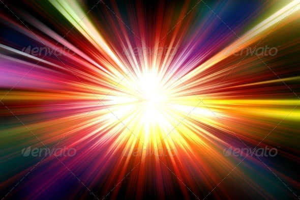 abstract explosion - Abstract Backgrounds