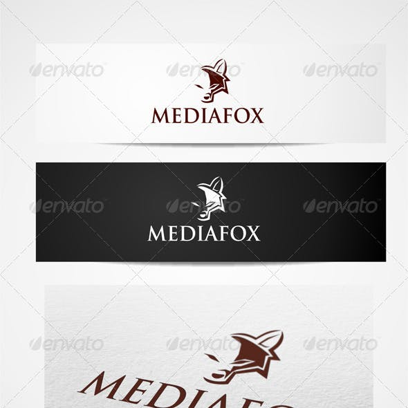 Logo fox templates