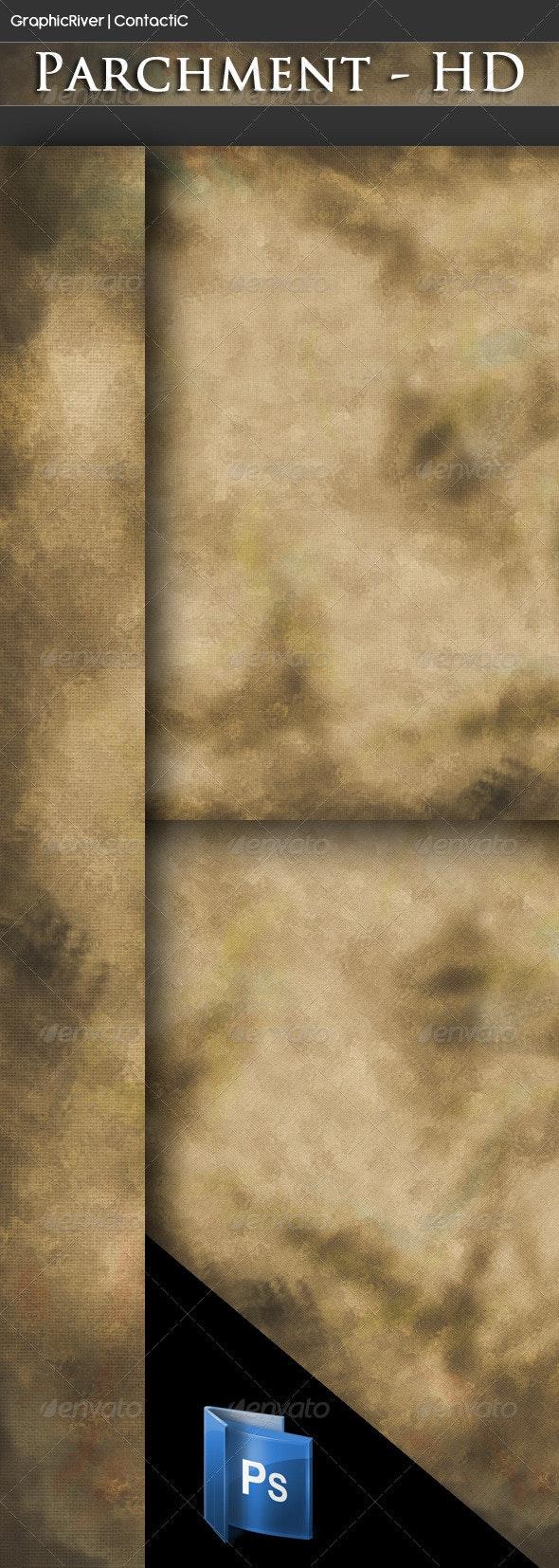 Parchment - HD - Backgrounds Graphics