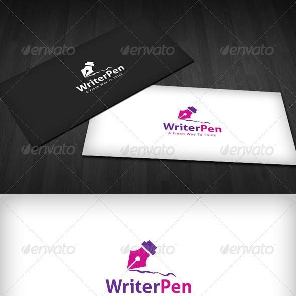 Writer Pen Logo