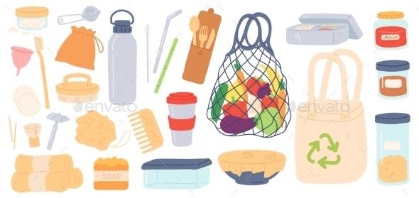 Zero Waste - Food Objects