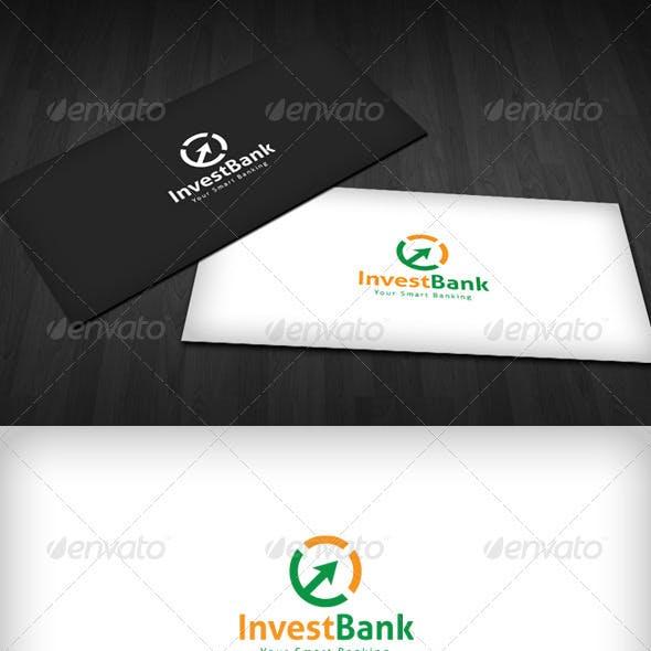 Invest Bank Logo