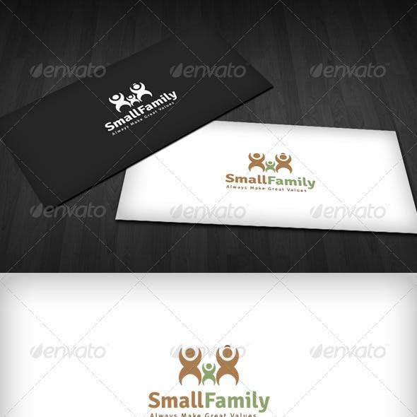 Small Family Logo