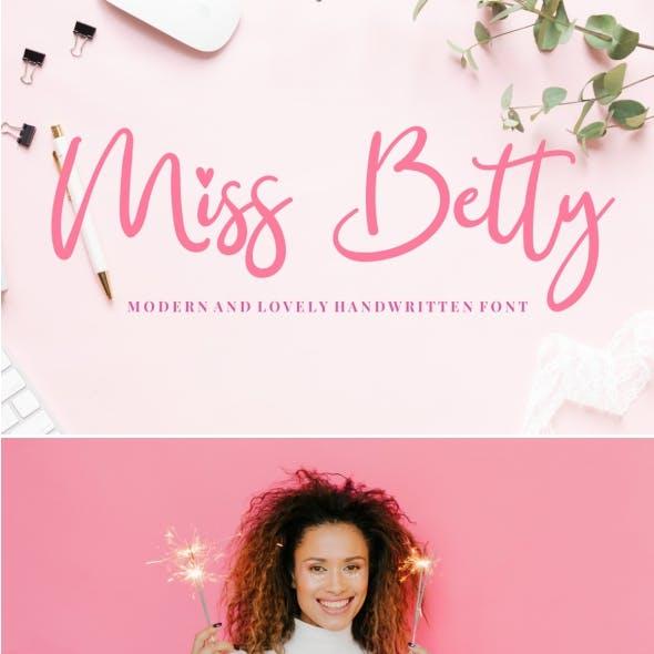 Miss Betty