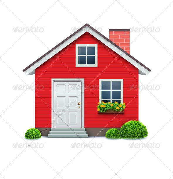 House icon - Objects Vectors