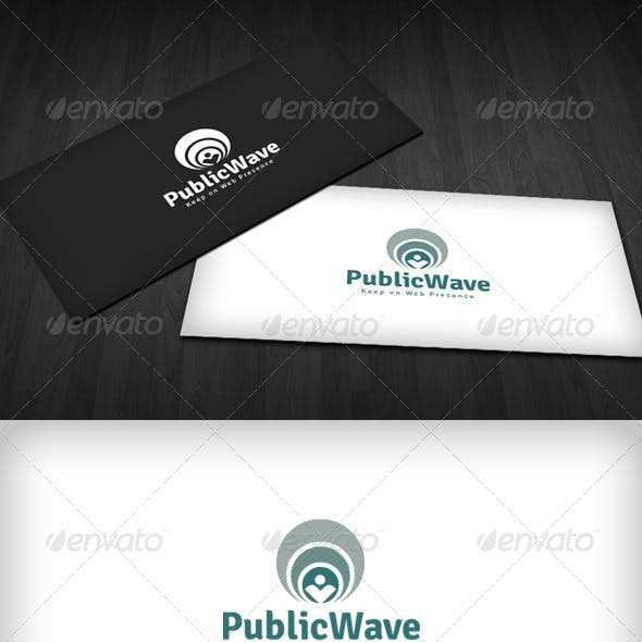 Public Wave Logo