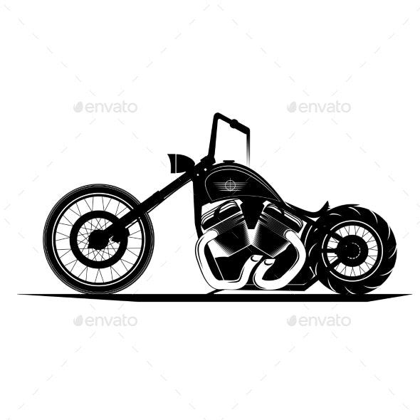 Motorcycle - Miscellaneous Vectors