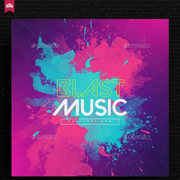 Blast - Music Album Cover Artwork