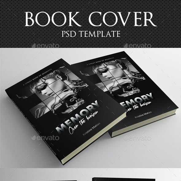Book Cover Template 84